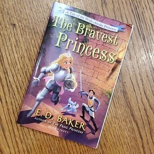 The Bravest Princess Book